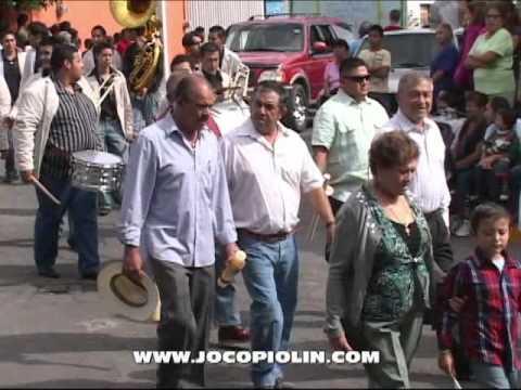 PEREGRINACION HIJOS AUSENTES 2012.