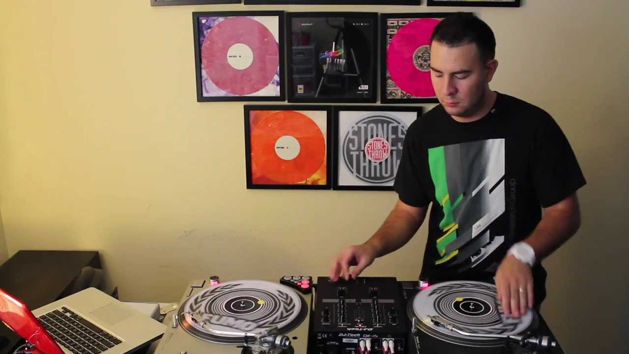 Dj Fumo Quot End Of Summer Skratch Routine Quot Youtube
