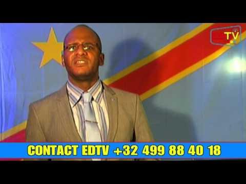 EDTV PRESENTE: TRIBUNE D'EXPRESSION CITOYENNE EMISSION N° 002 AVEC BABI BALUKUNA