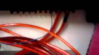 Como Conectar Autoestereo Y Amplificador En Casa (parte 1
