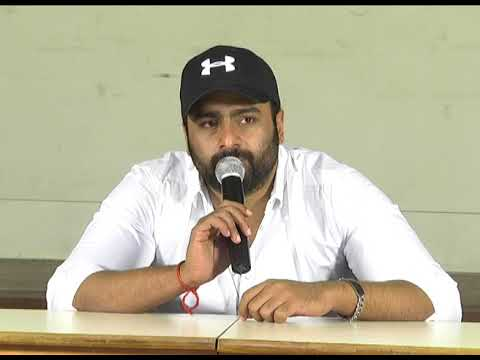 Nara Rohit Interview about Balakrishnudu Movie