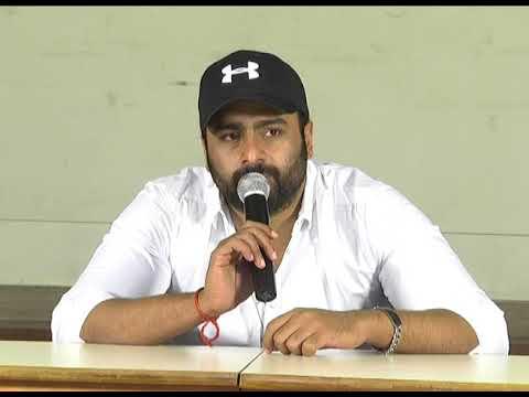 Nara Rohit Interview about Balakrishnudu Movie