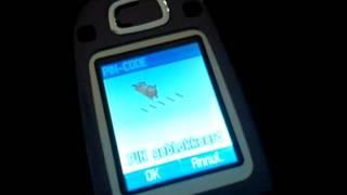 Alcatel OT-C635 SIM Kaart Deblokkeren Met Puk Code