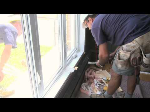 JELD-WEN - 10 essential steps for a proper window installation