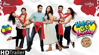HAPPY GO LUCKY Trailer Amrinder Gill New Punjabi