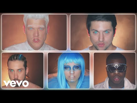 [Official Video] Daft Punk – Pentatonix