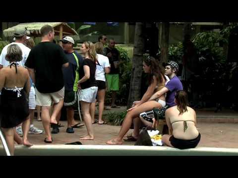 Zarah Pacheco Wins Bikini Contest