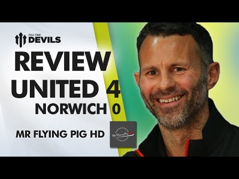 Heir To The Throne | Manchester United 4-0 Norwich City | REVIEW