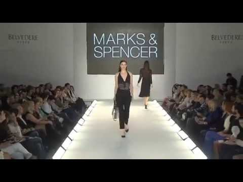 Marks and Spencer at 15th Athens Xclusive Designers Week (cens.)