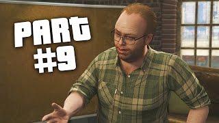 Grand Theft Auto 5 First Person Mode Walkthrough Part 9