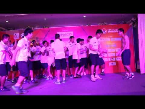 U19 HAGL Asernal JMG - Anh không đòi quà - [HD] Gala dinner U.21 Báo TN