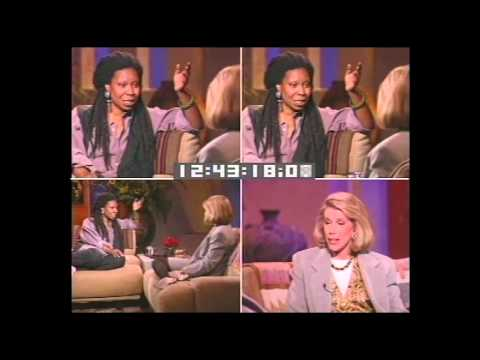 90's Throwback: The Whoopi Goldberg Show - Joan Rivers