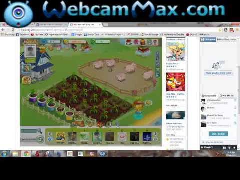 Cách bug vé quay số đơn giản game My Farm - By Đồng Kim Nguyên