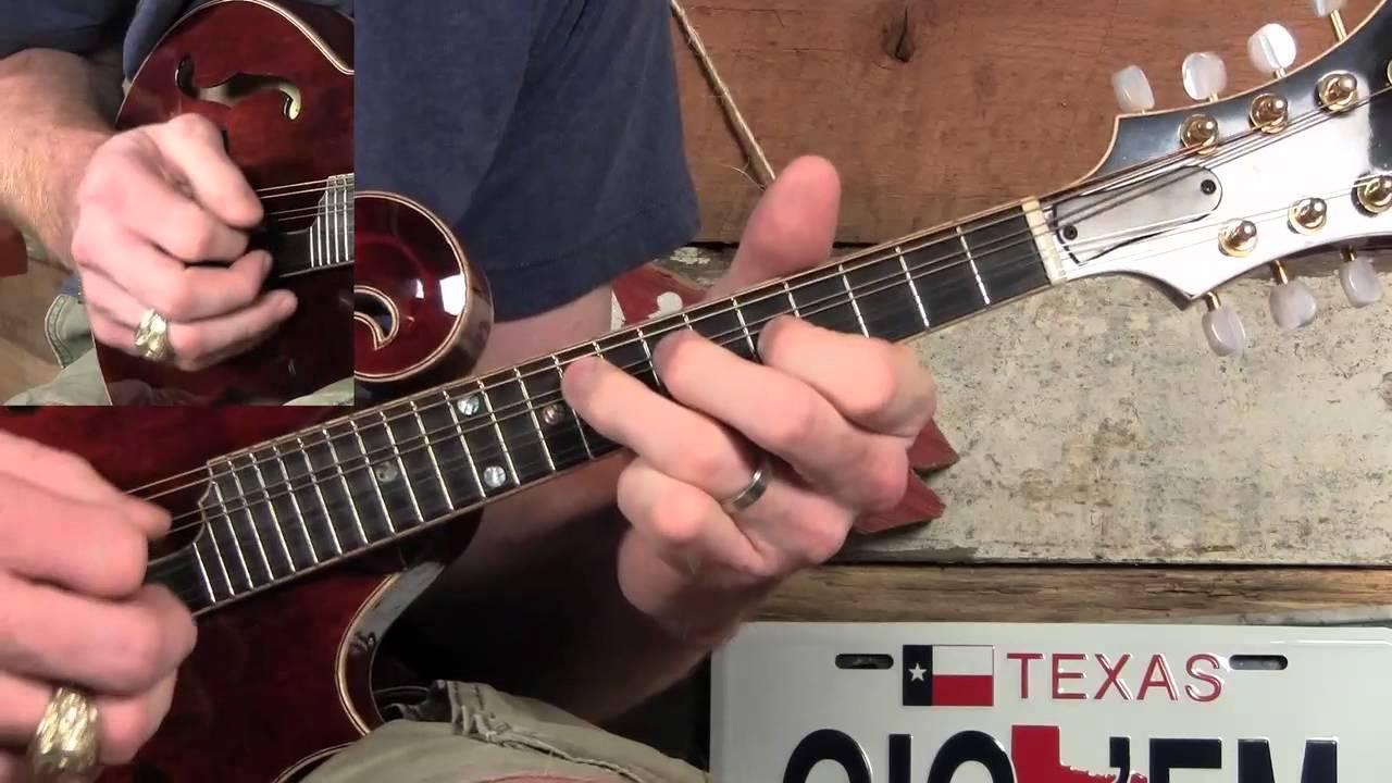 how to play solo mandolin