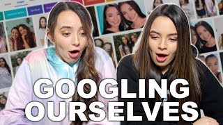 Googling Ourselves - Merrell Twins
