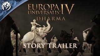 Europa Universalis IV - Dharma Sztori Trailer