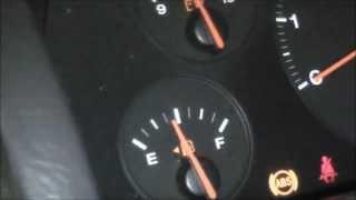Cambio del flotante de la bomba de gasolina