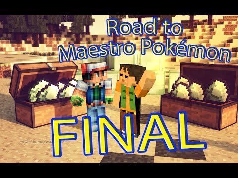 THE END...? | Road to Maestro Pokémon Episodio FINAL | Minecraft Mods Serie Fran MG y Nilcobax