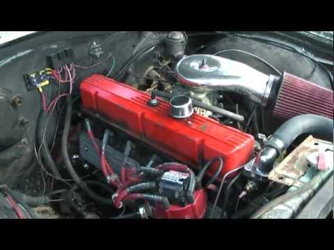 66 mustang engine diagram 250 chevy inline 6 in 65 chevelle wagon lump port head  250 chevy inline 6 in 65 chevelle wagon lump port head