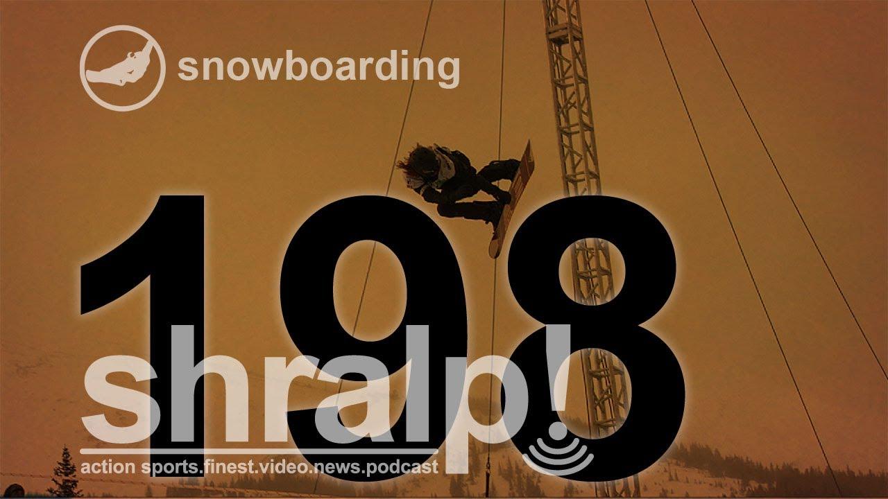 Video: White wins Dew Tour Breckenridge 2012, McMorris dominates Slopestyle & Big Air – shralp! #198