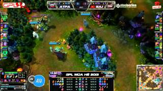 [GPL 2013 Mùa Hè] [Tuần 9] Azubu Taipei Assassins vs Saigon Jokers [13.07.2013]