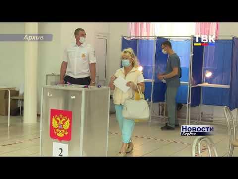 Председатель ТИК Наталья Фокина рассказала о подготовке к предстоящим выборам в Заксобрание НСО