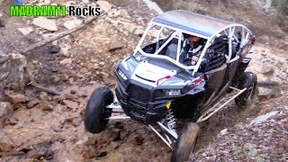 4 SEAT TURBO XP 1000 GETS BEATDOWN at CHOCCOLOCCO Mtn. MadRam11 Багги Видео. Buggy Video.