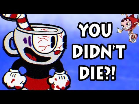 Cuphead - HOW TO BEAT THE WICKED WITCH