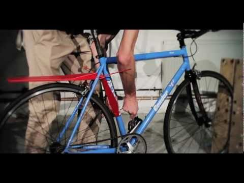 full windsor foldnfix mudguard demo