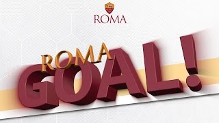 ROMA GOAL! ACF Fiorentina- AS Roma SALAH & GERVINHO SCORE I October 27, 2015