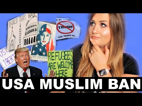 TRUMP IMPEACHMENT, MUSLIM BAN, VISITING FLORIDA AND AUSTRALIA