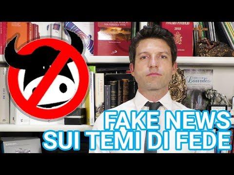 Fake news in campo religioso: 7 modi per riconoscerle