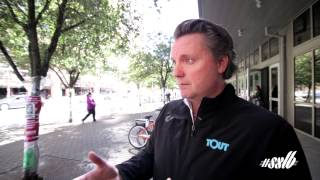 #SXLB: Michael Downing, Founder & CEO, Tout