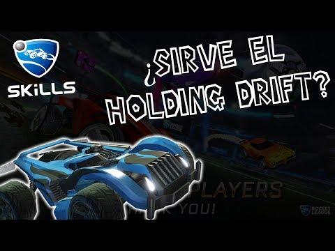 ¿Qué es el Holding Drift y cuánto ayuda? - Rocket League Skills Cap 1. - Rocket League en Español