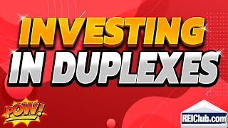 Duplex Investment Pros And Cons To Duplex Investments