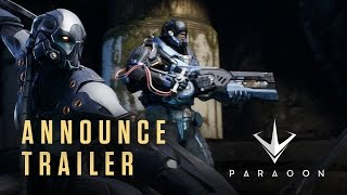 Paragon - Announce Trailer