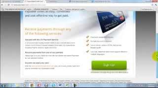 Como Asociar Tu Cuenta Payoneer Con Paypal 100% Bien