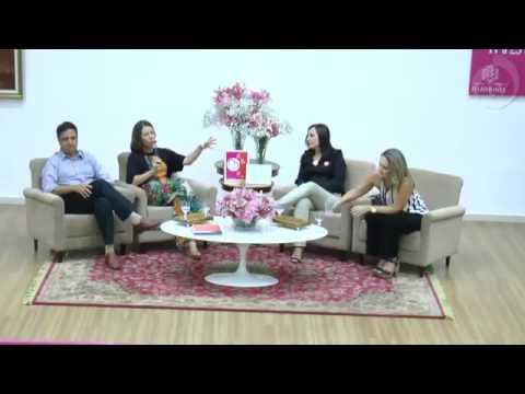 XIII - SEMANA ESPÍRITA - MESA REDONDA: ESPIRITISMO: UM ATO DE AMOR (18.04.2017)