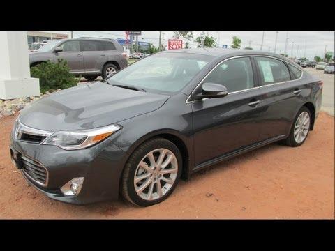 Hình ảnh trong video 2013 Toyota Avalon XLE Start up, Walkaround