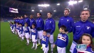 Highlights Serie A TIM, Lazio-Sampdoria 1-1