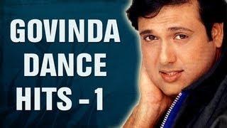 Govinda Top 10 Dance Songs Video Juke box 1