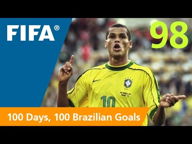 98 days to GO-AL! Rivaldo (France 1998)