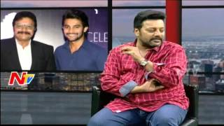 Sai Kumar About Aadi's Dances