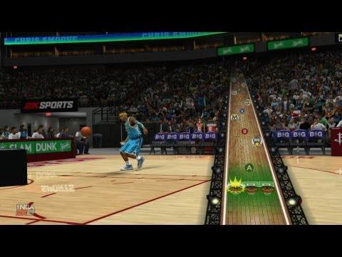 NBA 2K13 My Career - Slam Dunk Contest