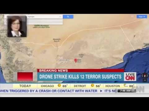 Yemen Drone Strike Kills 12 Militants