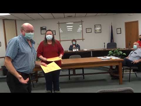 Rouses Point Village Board Meeting  1-4-21