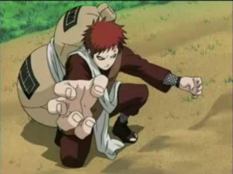 Amv Gaara Vs. Kimimaro - YouTube Gaara And Rock Lee Vs Kimimaro