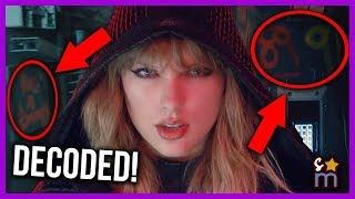 "Taylor Swift ""…Ready For It?"" Music Video Decoded - Hidden Messages & Meaning"