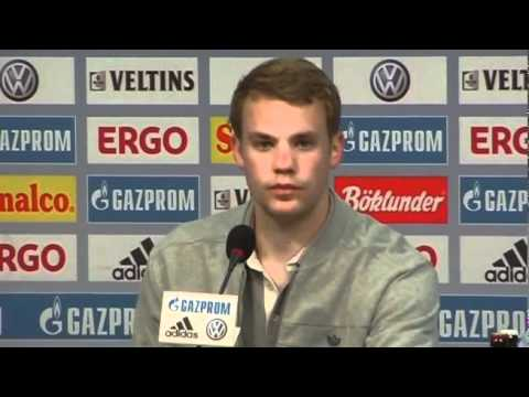 Manuel Neuer - ein Schalker Junge sagt Servus [1/3]