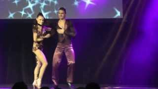 Andrea & Silvia (Italy) | The Paris Bachata Festival 2013 | 23 Nov '13
